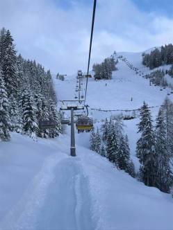 Skilift Ladurns